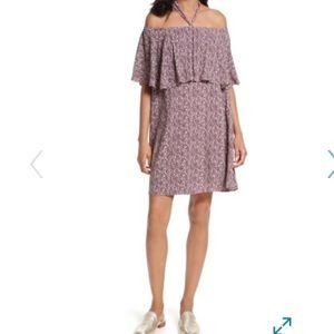 Rebecca Minkoff Havasu off the Shoulder Dress